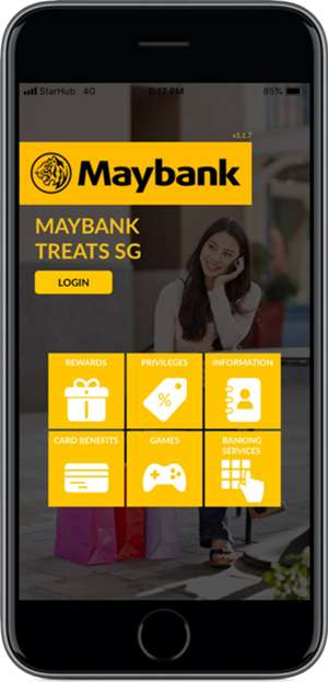 Maybank launches app