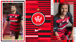Western Sydney Wanderers 2018/19 kit