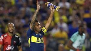 Carlos Tevez Boca Colon Superliga 27012018