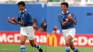 Bebeto Brazil Netherlands 1994