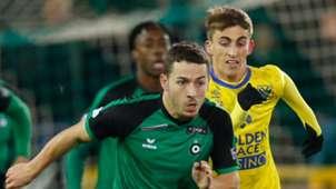 Kylian Hazard Cercle Brugge 2019