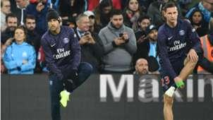 Neymar Julian Draxler PSG Olympique Marseille