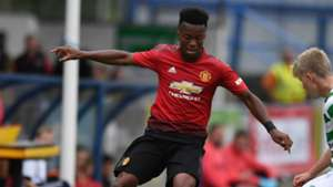 Ethan Laird Manchester United