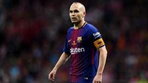 Andrea Iniesta Barcelona Copa del Rey