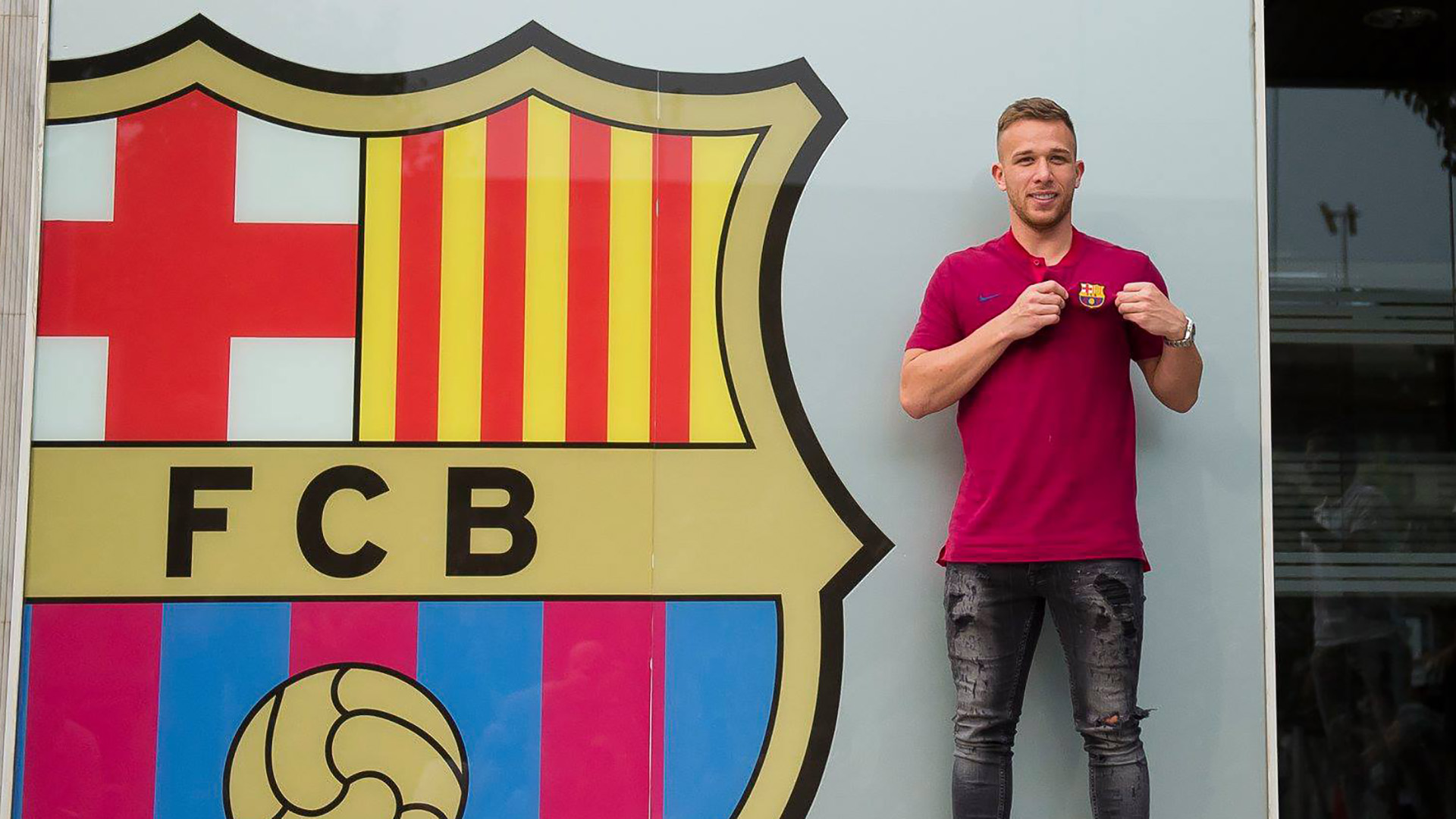 Arthur Melo Barcelona 11072018