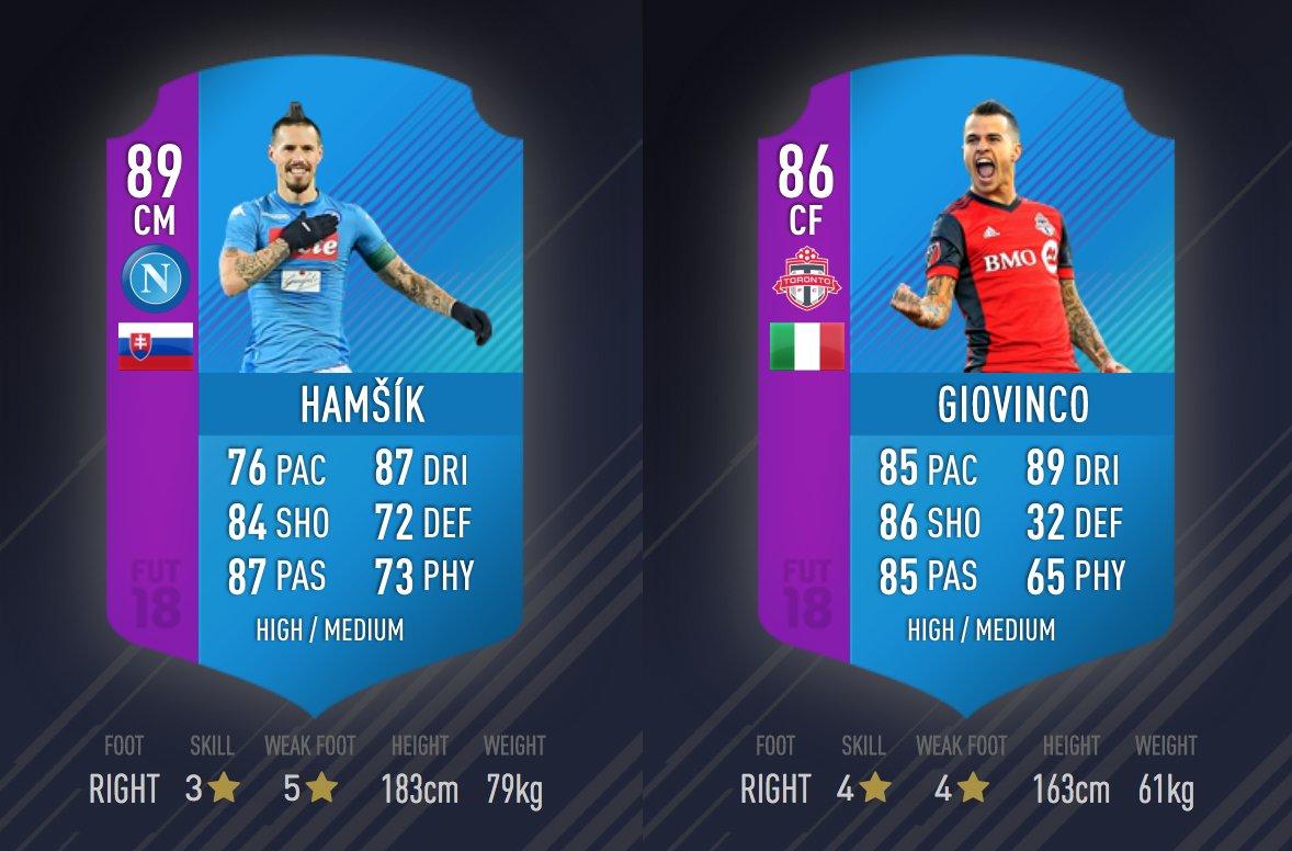 FIFA 18 MLS & Calcio A SBS