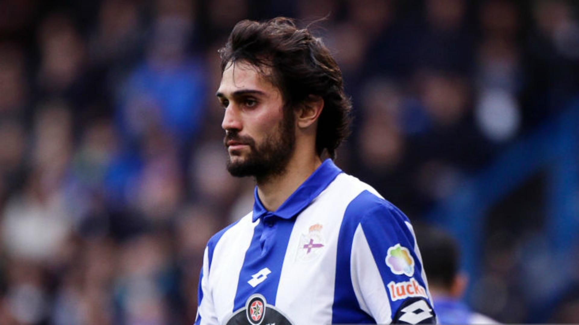 Deportivo la Coruña traspasa a Alejandro Arribas al Pumas