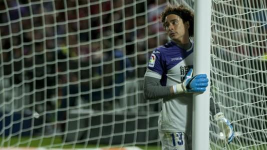 Guillermo Ochoa Real Madrid Granada LaLiga 06052017
