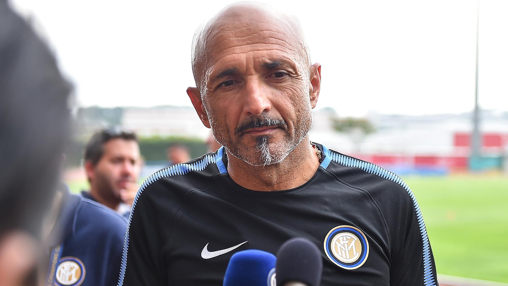 Nasce l'Inter di Spalletti: