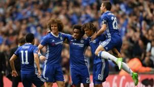 Willian Chelsea 2017