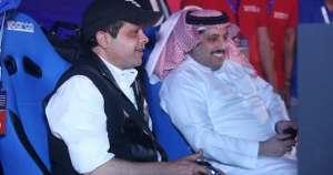 تركي آل شيخ - محمد هنيدي