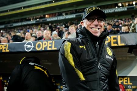 Inspirational Stoger can turn Dortmund's fortunes around - Gotze