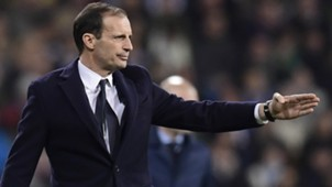 Massimiliano Allegri Real Madrid Juventus Champions League