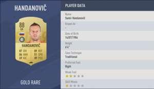 FIFA 19 7 Handanovic