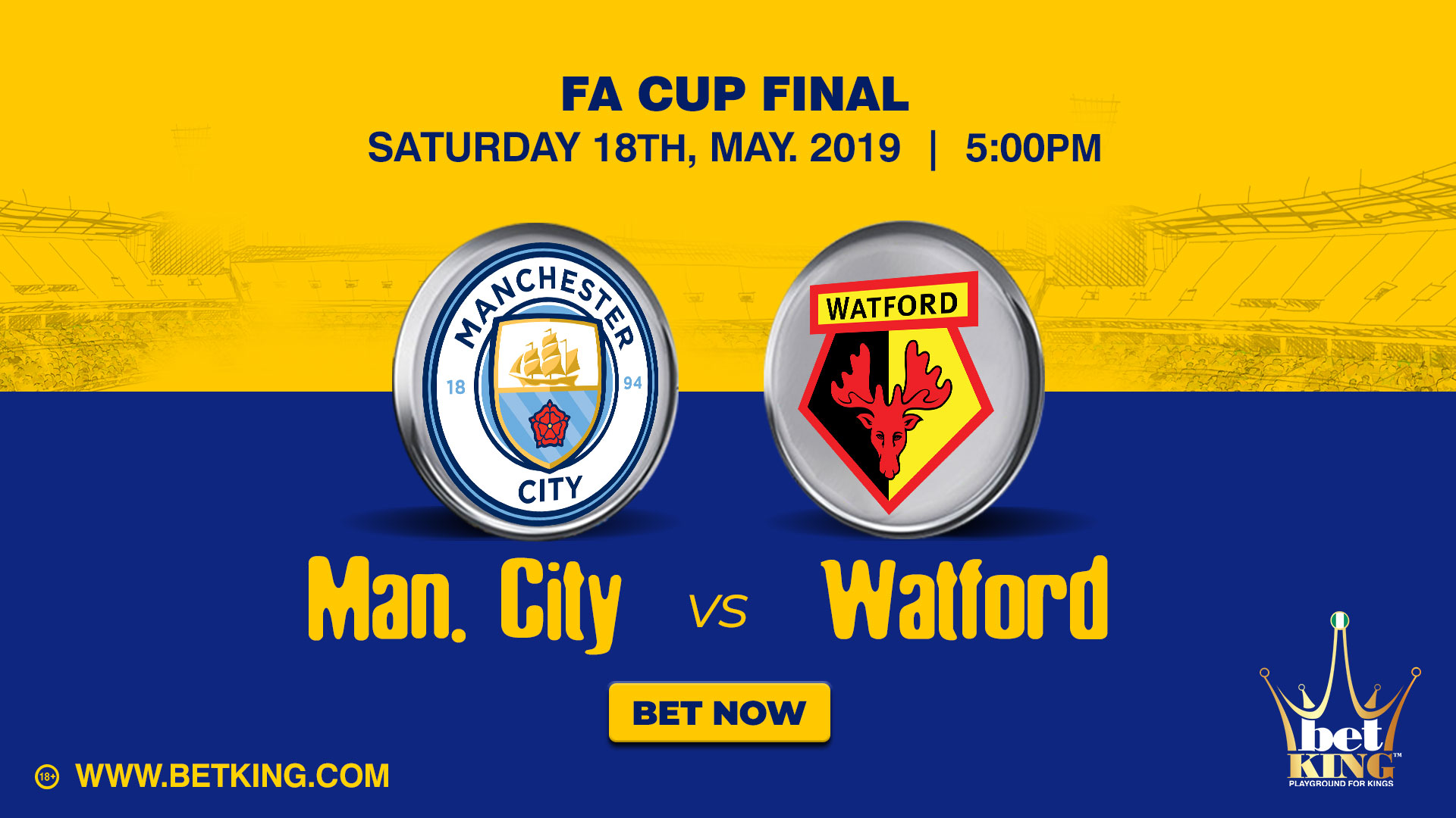 Betking FA Cup
