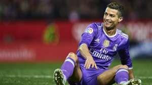 Cristiano Ronaldo Real Madrid 15012017
