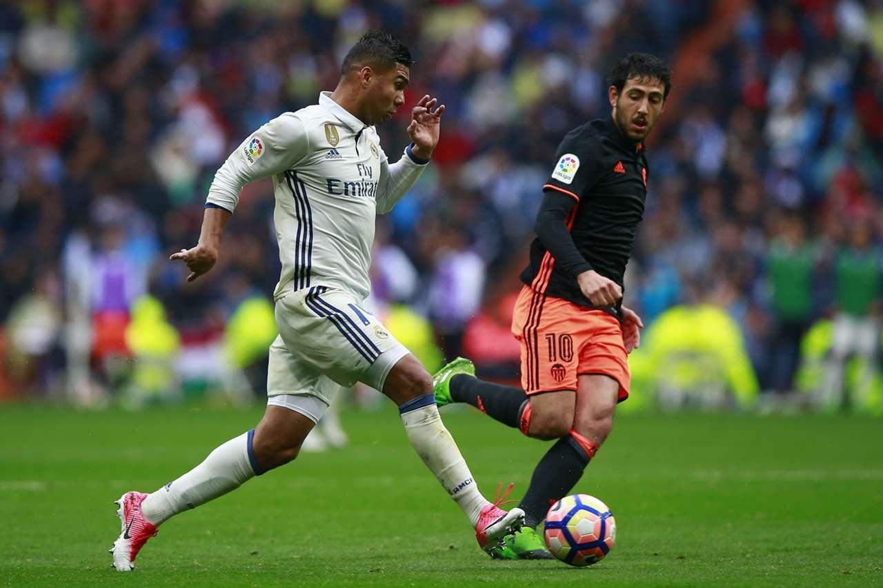 Real madrid Vs Valencia 2017
