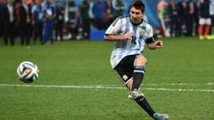 Lionel Messi Argentina penal