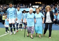 Abuelas Manchester City