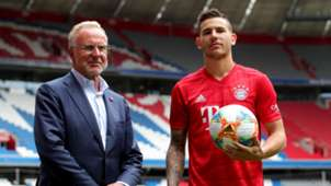 Rummenigge Lucas Hernandez FC Bayern München 0719