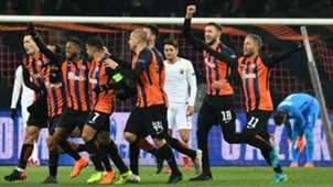 Schachtjor Donezk AS Roma Champions League 21022018