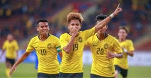Akhyar Rashid, Malaysia U23, Malaysia U23 v Philippines U23, AFC U23 Championship qualifiers, 22 Mar 2019