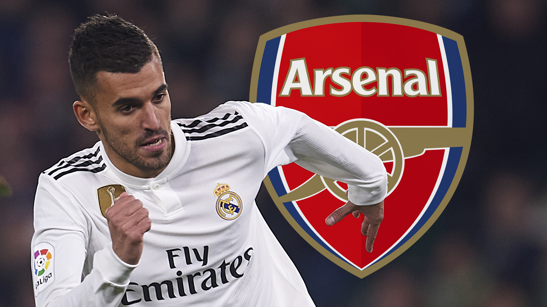 Dani Ceballos is reportedly on the verge of joining Arsenal
