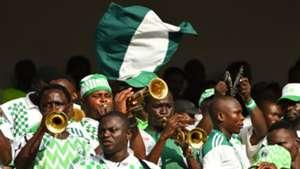 Fans - Nigeria vs. Libya
