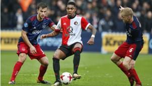 Jean-Paul Boëtius, Feyenoord - Ajax, Eredivisie 10222017