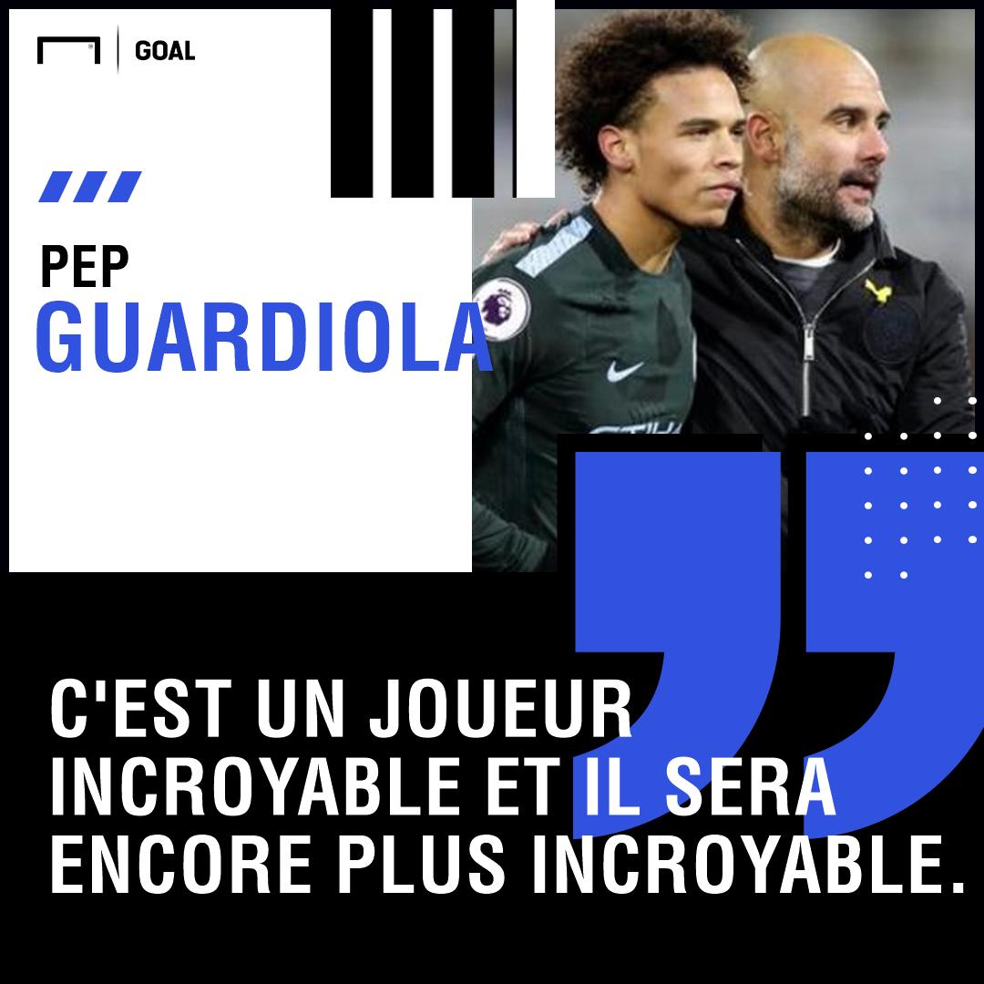 Guardiola Sané PS 2