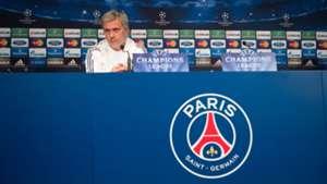 Jose Mourinho Paris Saint-Germain PSG