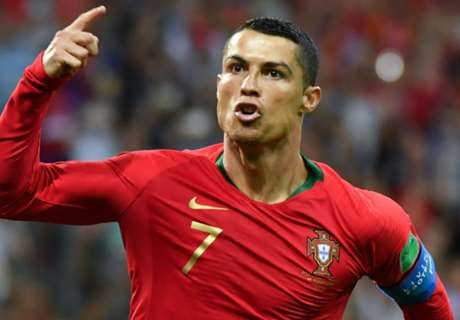 Ronaldo record refuted by Ghana star Gyan