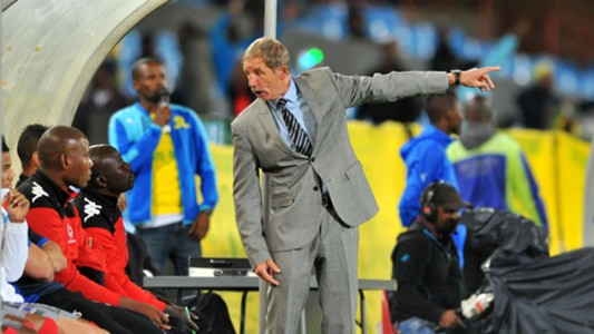 Stuart Baxter SuperSport United