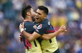 Sergio Romero Oribe Peralta América 061217