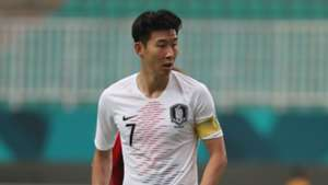Son Heung-Min South Korea Asian Games