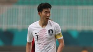 Son Heung-Min South Korea Asian Games