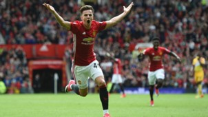 josh harrop manchester united Premier league 21052017