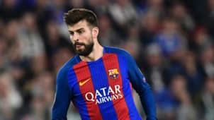 Gerard Pique Juventus Barcelona Champions League
