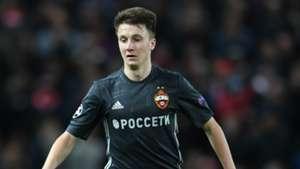 Aleksandr Golovin ZSKA Moskau 05122017