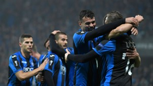 Atalanta Apollon Europa League
