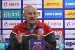 Jamshedpur FC Delhi Dynamos