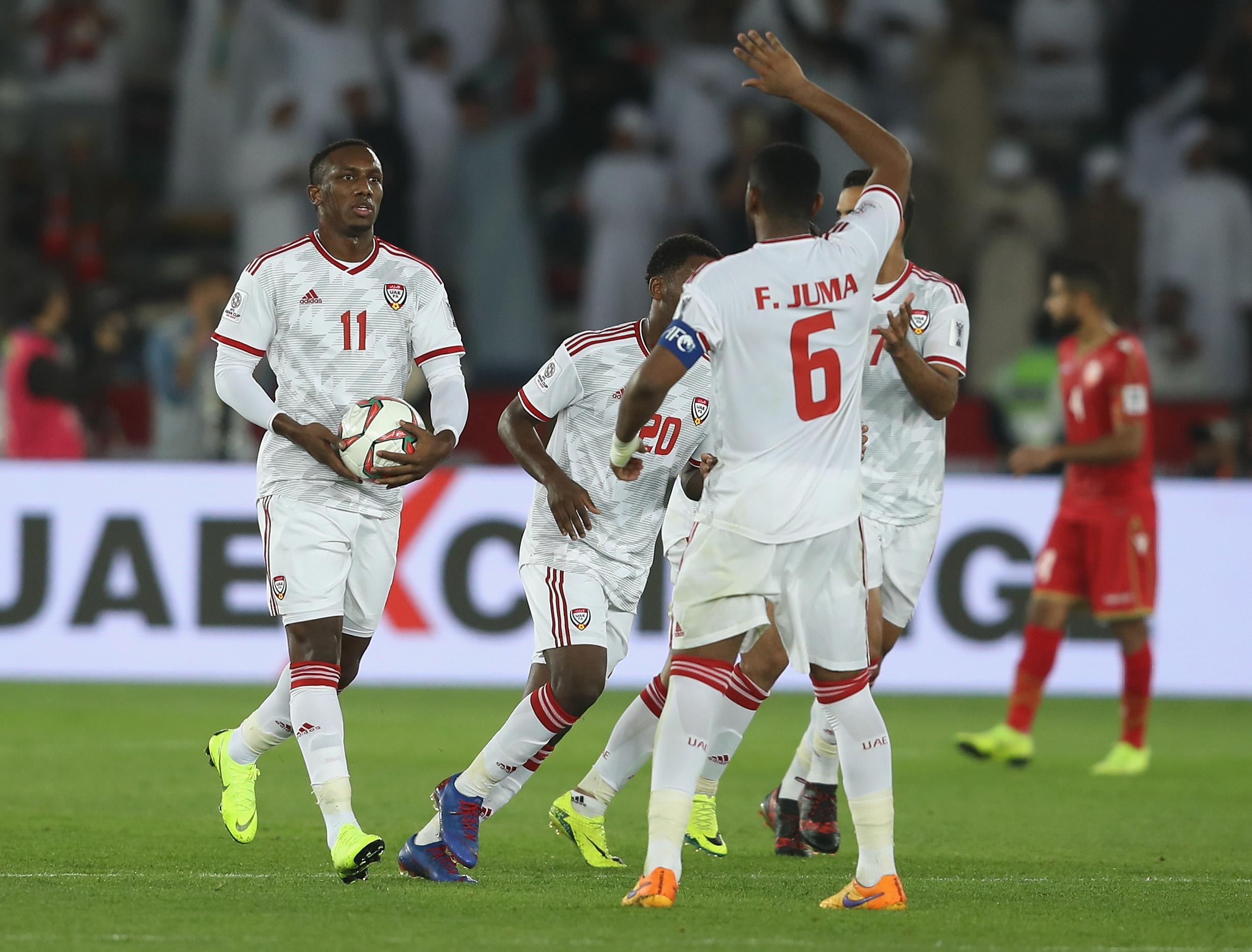Khalil Ahmed Fares Juma UAE AFC Asian Cup 2019