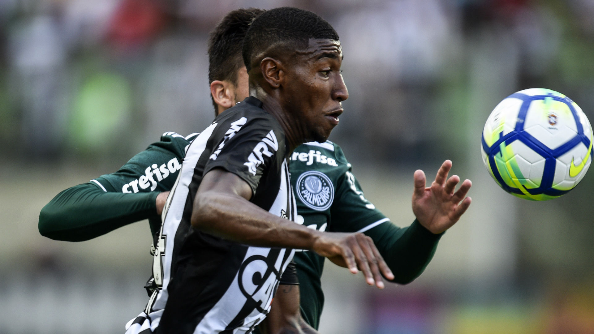 Emerson arrives at Betis on loan from Atletico Mineiro, Barca involved