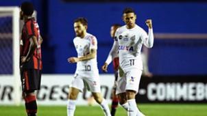 Kayke Atletico-PR Santos Libertadores 05072017