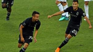 Wan Kuzain, Sporting KC