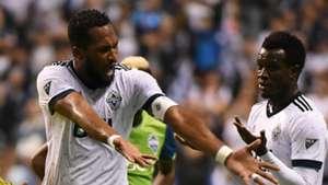 Kendall Waston MLS Vancouver Whitecaps 10302017