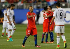 México vs Chile Copa América 2016