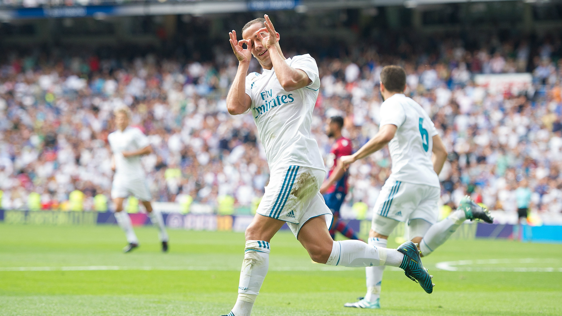 Lucas Vazquez Real Madrid Levante La Liga