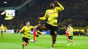 Michy Batshuayi Borussia Dortmund Bundesliga 11032018