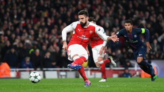 Arsenal penalty